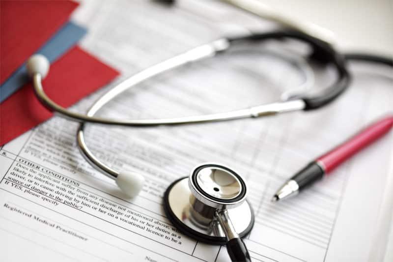 Fisa medicala GDPR