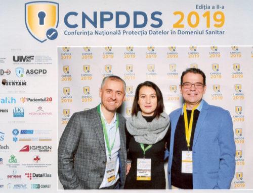 """Conferința Națională """"Protecția Datelor în Domeniul Sanitar"""" ediția a II-a, 28 ianuarie 2019, Palatul Culturii Târgu Mureș"""