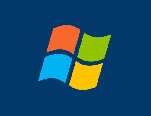 Conformarea la GDPR a sistemele de operare Windows