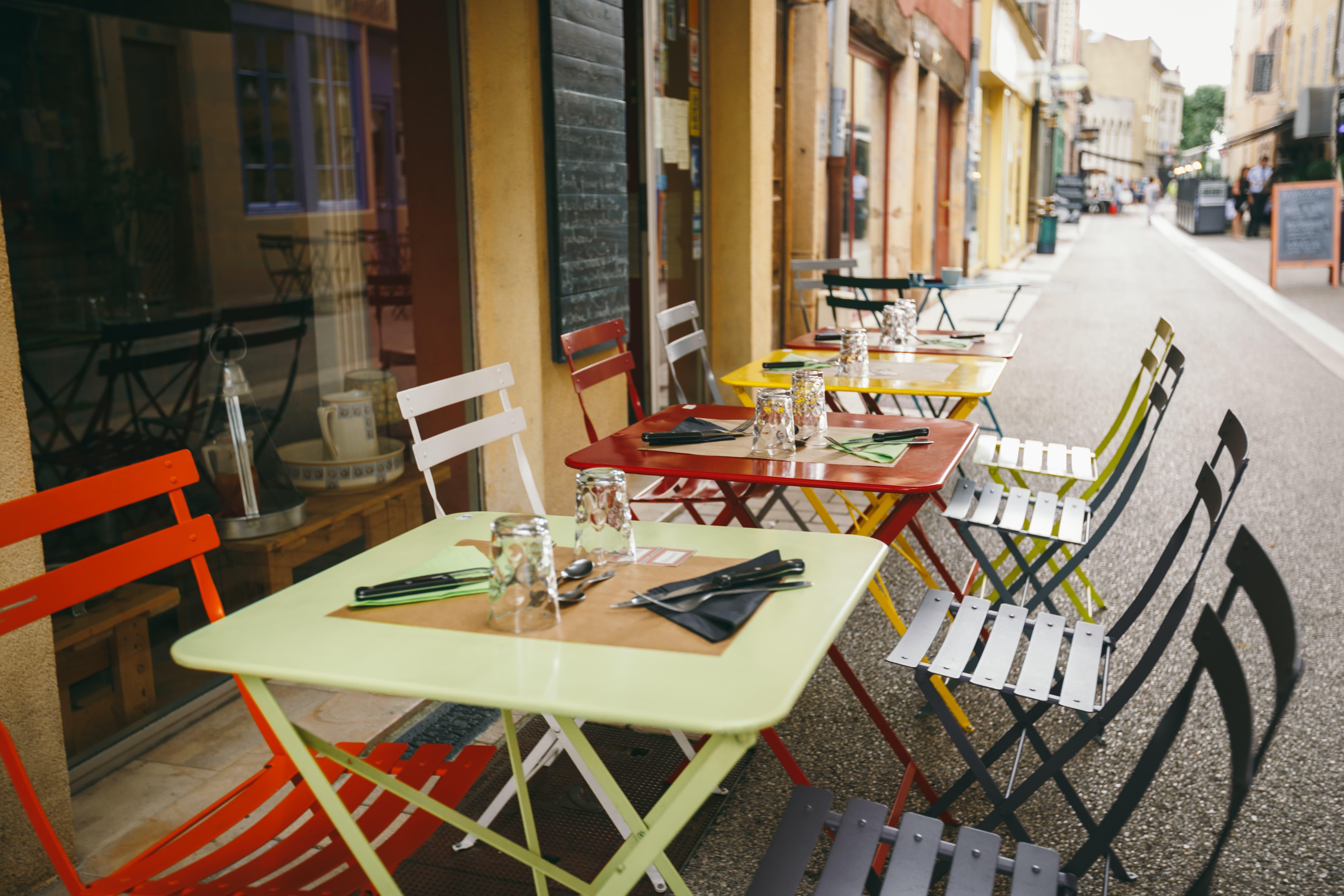 Registru de evidenta terase si restaurante