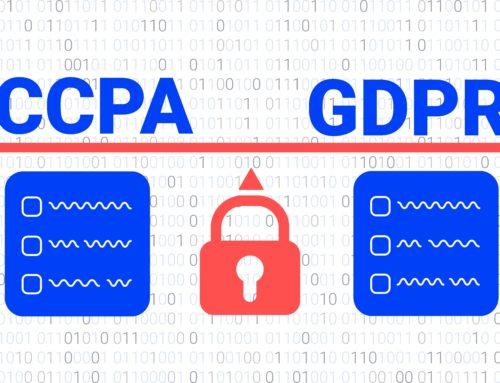 GDPR vs. CCPA